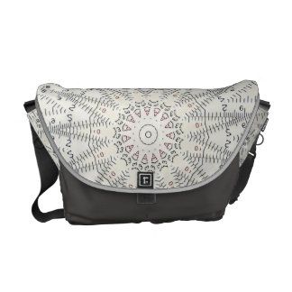 wizard ruler messenger bag