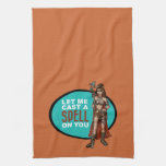 Wizard Shaman Spell Caster Hand Towels
