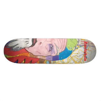 Wizard Skateboard
