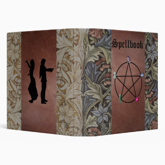 Wizard Spellbook 3 Ring Binder