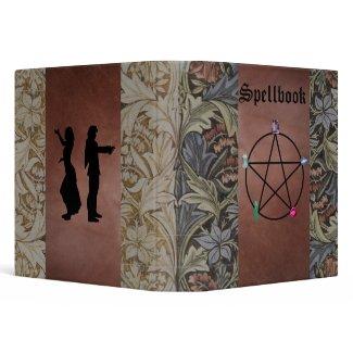 Wizard Spellbook binder