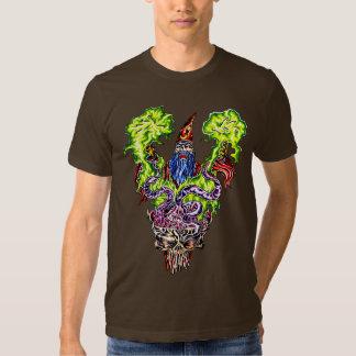 wizard tattoo t shirt