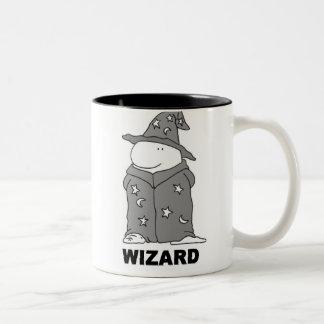 WIZARD Two-Tone COFFEE MUG