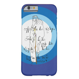 wizard with staff barely there iPhone 6 case
