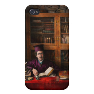 Wizard - Wizard in training 1898-1946 iPhone 4/4S Cover