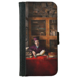 Wizard - Wizard in training 1898-1946 Wallet Phone Case For iPhone 6/6s