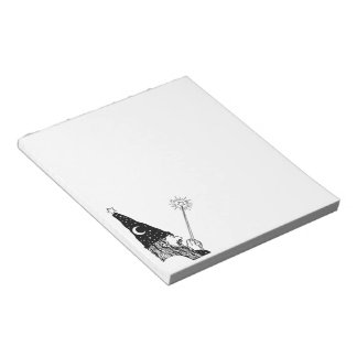 WIZARDLY TIDINGS NOTE PAD