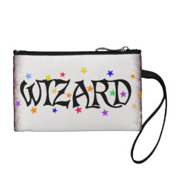 Wizards and Stars Coin Purse