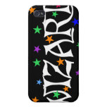 Wizards and Stars iPhone 4/4S Cover