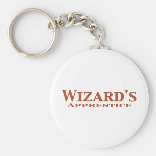 Wizard's Apprentice Gifts Key Chain
