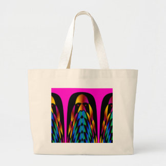 Wizards Counsel Large Tote Bag