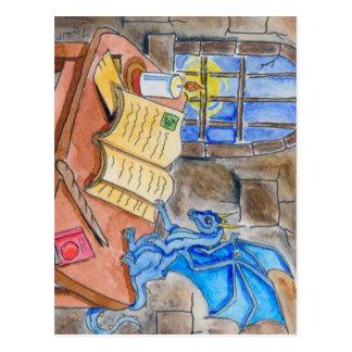 Wizards Keep Postcard