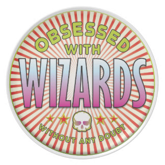Wizards Obsessed R Plates