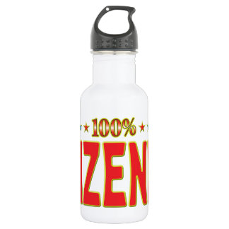 Wizened Star Tag 18oz Water Bottle