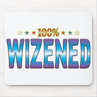 Wizened Star Tag v2 Mouse Pad