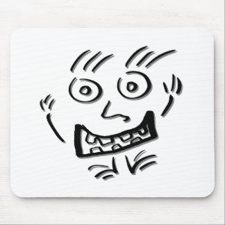 Wizzy Doodle Nut ds - Mousepad