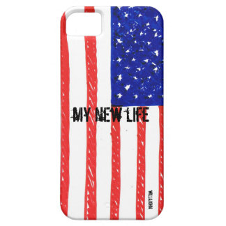 WJ case us-flag my new life