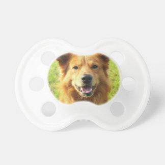 WJ dog design Pacifier