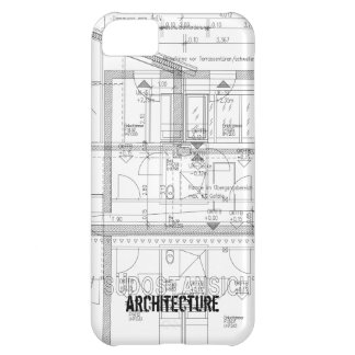 WJ iphone 5 Hülle ARCHITECTURE 2 iPhone 5C Case