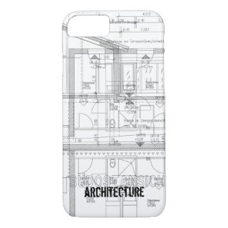 WJ iPhone 7 case Hülle ARCHITECTURE 2