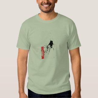 WJ resuelven la camiseta del diseño Remeras
