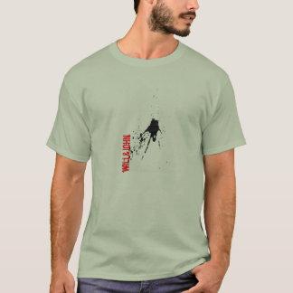 WJ work out design tshirt