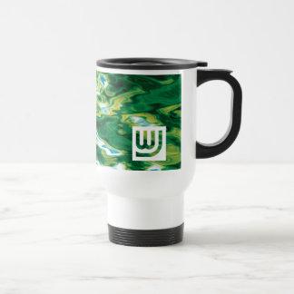 WJ Wtr Trip Grn Blu Mug