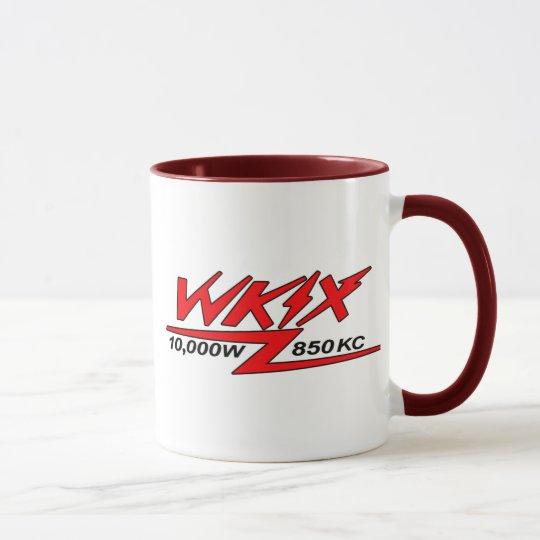 WKIX Coffee Mug