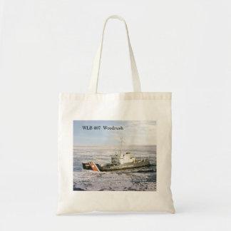 WLB 407 Woodrush tote bag