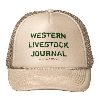 WLJ Trucker Hat 2