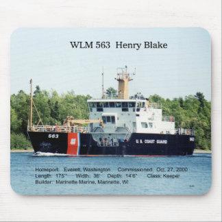 WLM 563 Henry Blake mousepad