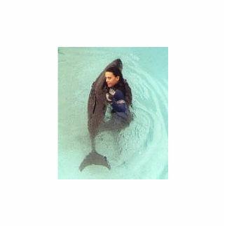 WLS - Escultura de la ballena Fotoescultura Vertical