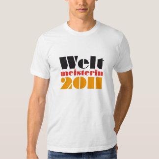 WM 2011 world champion 2011 T-Shirt