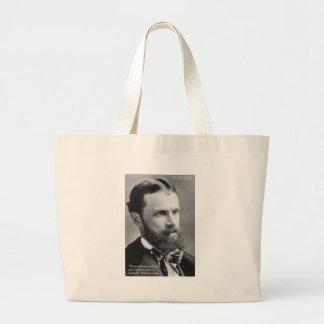 "Wm James ""Wise/Overlook"" Wisdom Quote Gifts Bag"