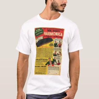 WM Kratt Harmonicas T-Shirt