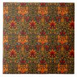 Wm. Morris Saturated Tile