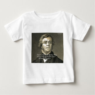 Wm Thackeray Love & Win Quote Gifts Cards Tees
