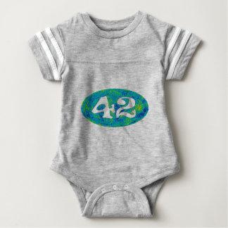 wmap 42 baby bodysuit