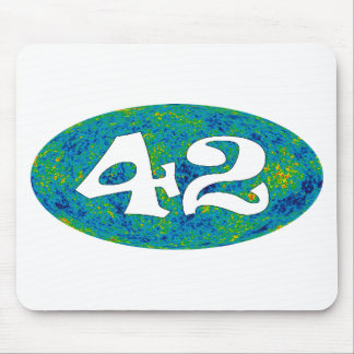 wmap 42 mouse pad