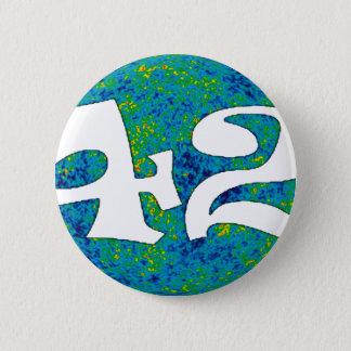 wmap 42 pinback button