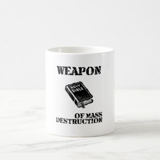 WMD COFFEE MUG