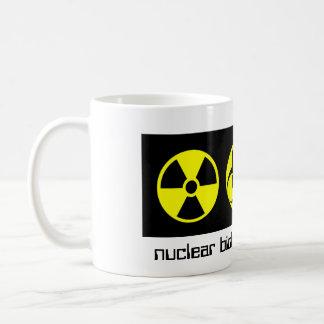 WMDsymbols sustancia química biológica nuclear Taza De Café
