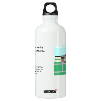 WMEMS SIGG TRAVELER 0.6L WATER BOTTLE