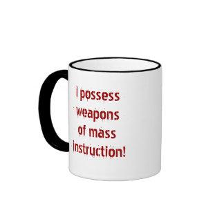 WMI Teacher Mug
