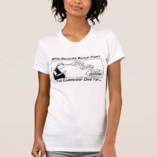 Wmns - BP8 - blanco - americano Apparell Camisas