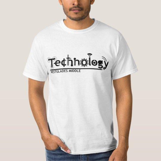 WMS_technology logo T-Shirt