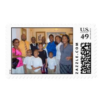 WMW II Postage