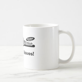 WN&D, We've Got Issues! Coffee Mug