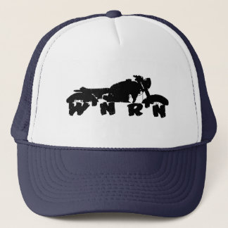 WnRn old stressed mother trucker cap