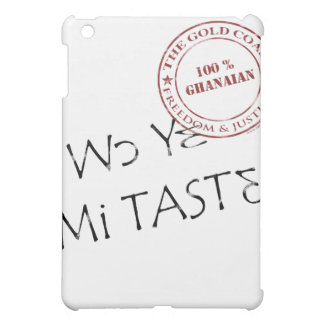 wo ye mi taste iPad mini covers